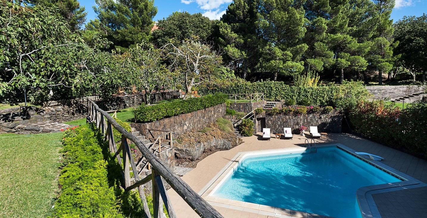 Günstiges Ferienhaus Sizilien mit privatem pool