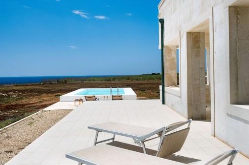 Sizilien Villa am Meer mit Pool