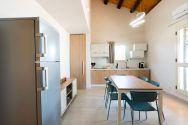 Küche Mare del Sud Sizilien