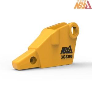 3G8308, 3G-8308 CAT J300 Loader Bucket Adapter Corner LH