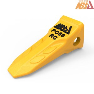 A60RC PC60 Komatsu Bucket Rock Tooth Tip 201-70-14140RC