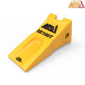 SE100T Sany Parts SY75-100 Midi Excavator Bucket Wear Tooth