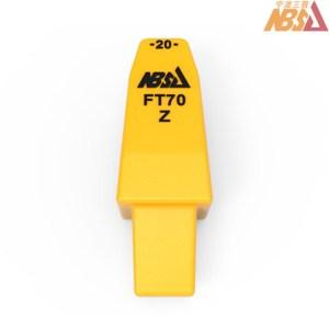 Takeuchi, LonKing, Fukuda Excacator Tip Adapter FT70-Z
