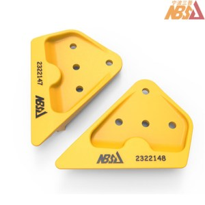 CAT Style E320 Excavator SIDE CUTTERS 232-2147 232-2148
