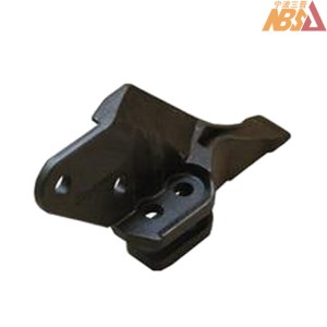 Double-Flange Tooth Side Cutter for JCB Digger