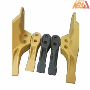jcb backhoe tooth kits with side cutters