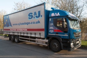 S & J Vehicle On The Move