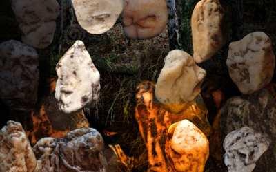 De stenen van de sjamaan