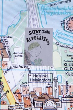 SJATR Sticker in Helsinki