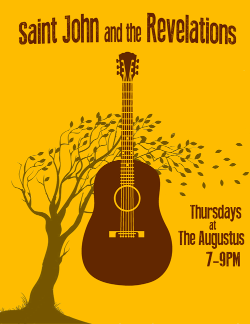 Saint John at the Augustus in Fremont Weekly