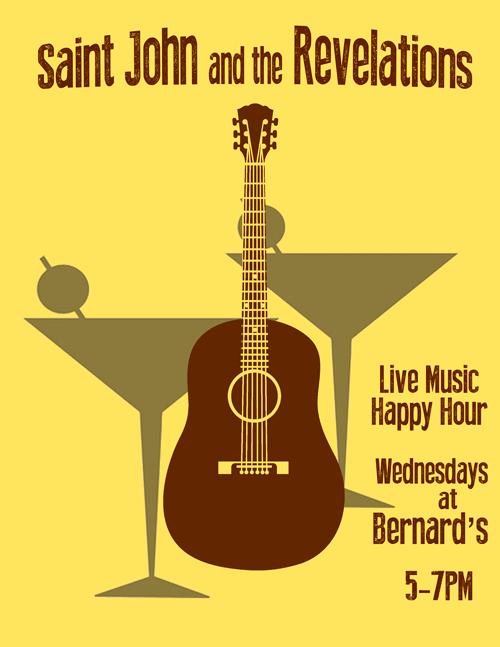 Berndard's Weekly Happy Hour Show