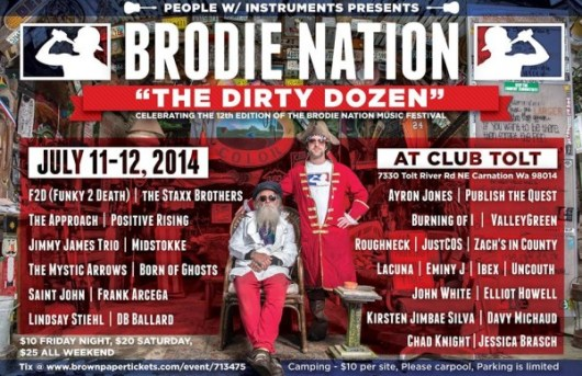 Brodie Nation Music Festival