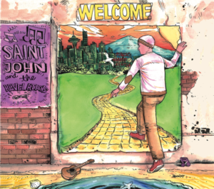 Saint John and the Revelations 'Welcome' Cover