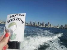 SJATR sticker in San Diego CA (thanks Brooke!)