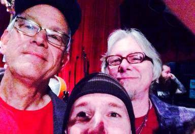 Phil Hirschi, Mike Mills, Saint John