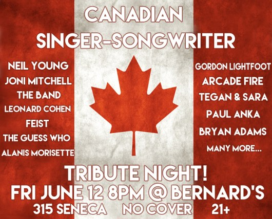 canadiand_singer_songwriter_tribute_flier