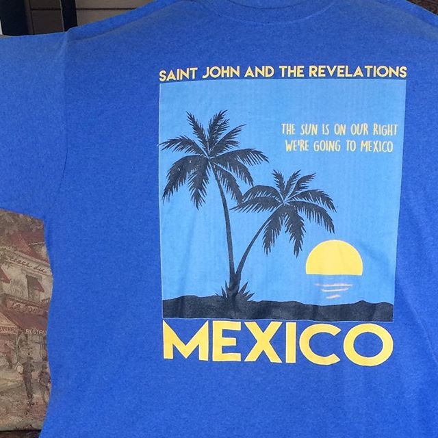 New 'Mexico' T-Shirts