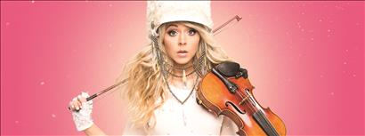 Lindsey Stirling 'Warmer in the Winter Christmas Tour' with guest Alexander Jean