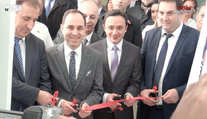 Ambasador Republike Turske u Beogradu - Sjenica - Februar 2017