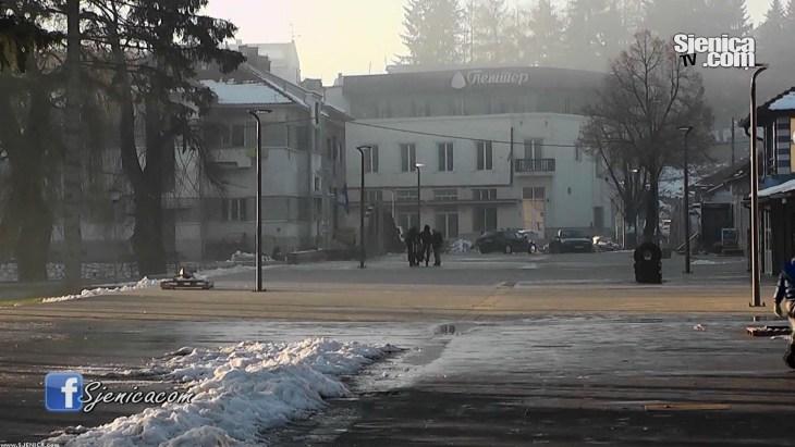 Anketa o novom setalistu u Sjenici - Sjenica / Decembar 2015