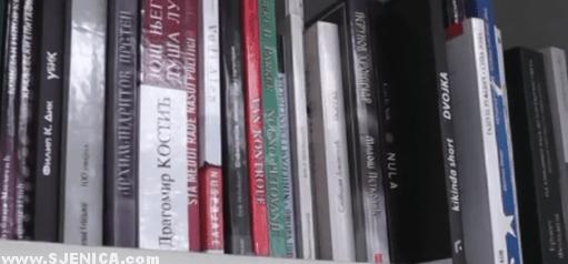 Biblioteka Muhamed Abdagic - Sjenica