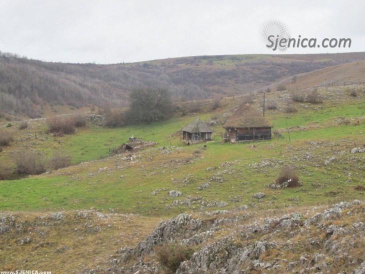 Giljeva - Stara kuca u Giljevi