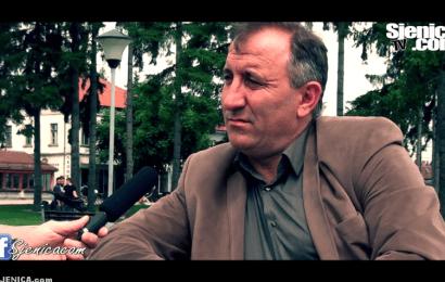 Hazbo Mujovic clan glavnog odbora stranke SDA