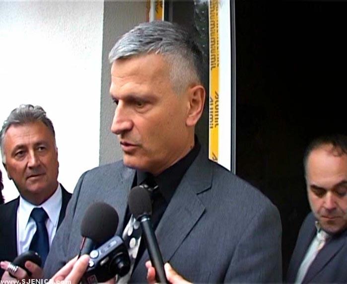 Ministar Bradic u Sjenici
