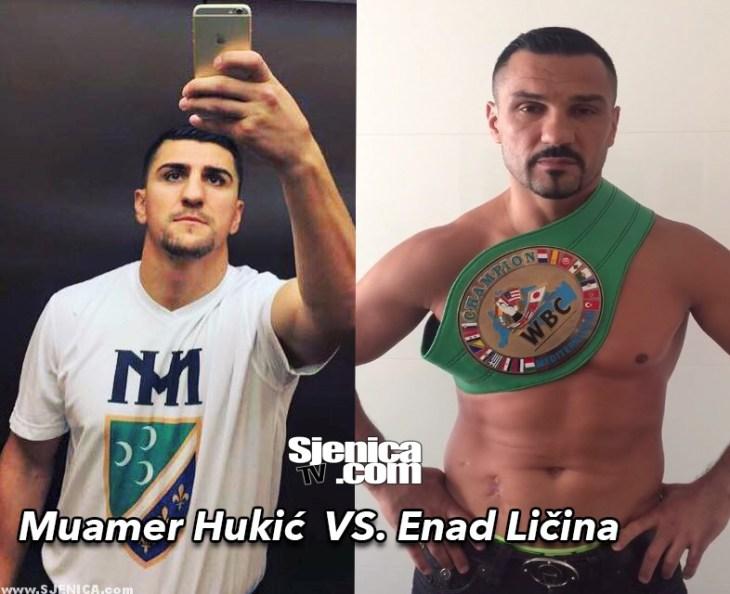 Muamer Hukic VS Enad Licina - www.Sjenica.com