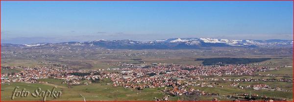 Panorama sjenica