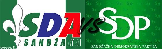SDA protiv SDP