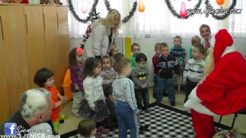 Maslacak - Sjenica - Deda Mraz