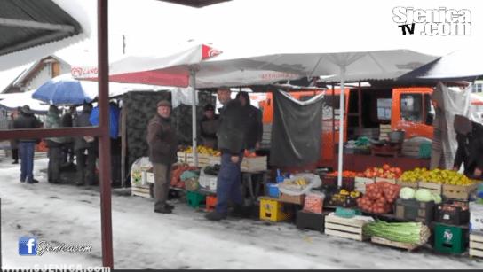 Sjenicka pijaca / Mart 2015 / Sjenica