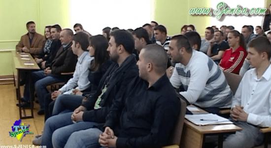 Asocijacija mladih SDA Sandžaka - ogranak Sjenica 2012