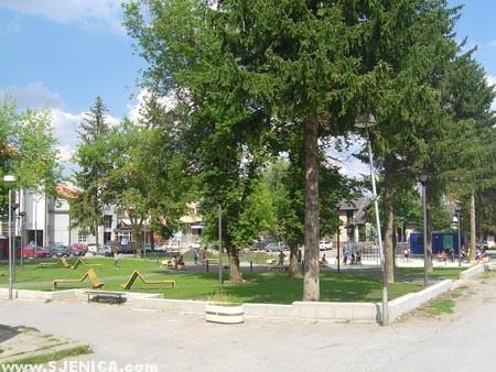 Sjenica - Za lepsi izgled gradskog parka