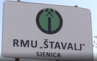 Poginuo rudar u rudniku Štavalj