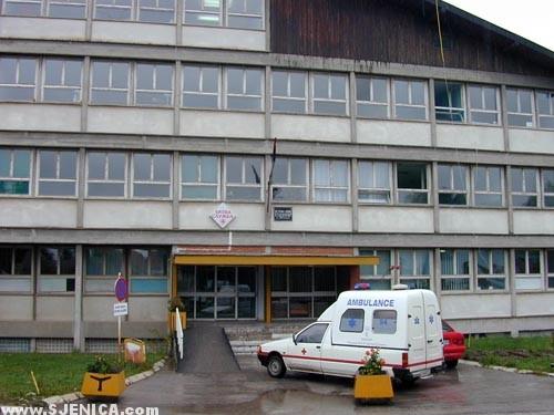 bolnica dom zdravlja sjenica