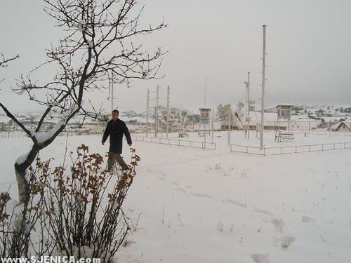 meteroloska stanica zimi - sjenica - www.Sjenica.com