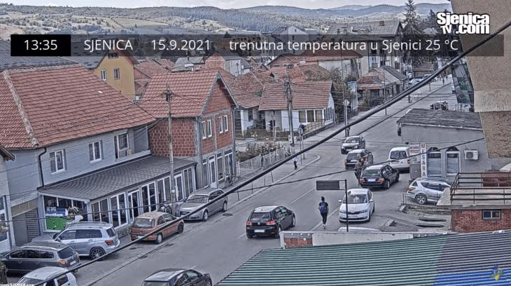 uzivo kamera iz sjenice - sjenica live stream - sjenica.com