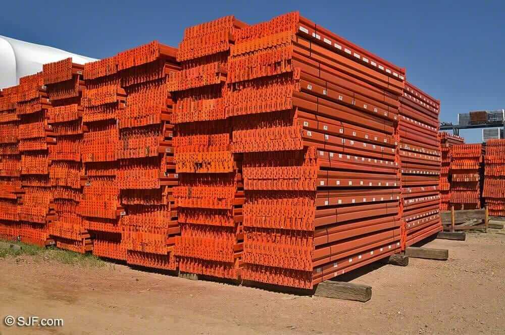 new used pallet racks for sale