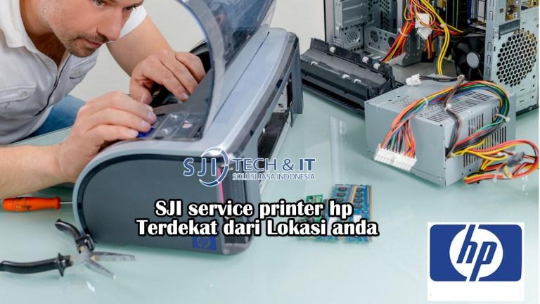 SJI service printer hp terdekat dari Lokasi anda