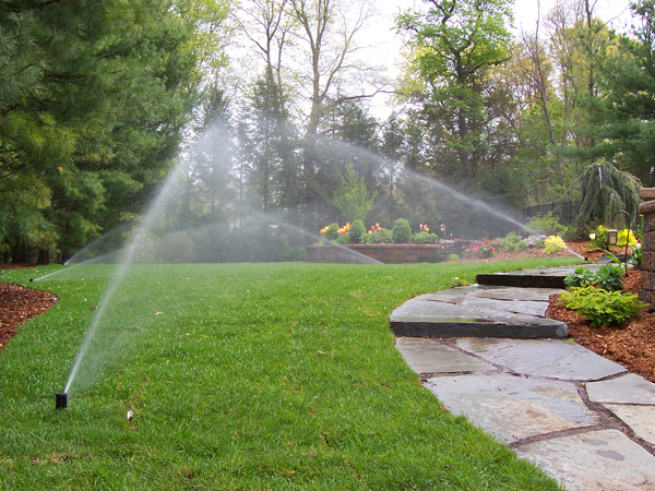 rotary-sprinklers-installation