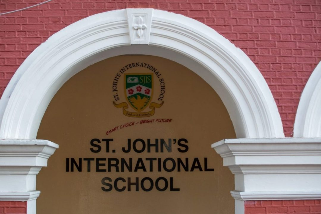 St johns international High School