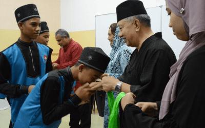 Majlis Berbuka Amal SJIS 2018