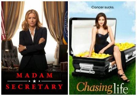 Chasing Life Madam Secretary tv series to watch 1