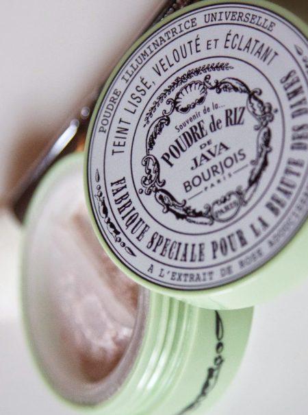 Bourjois poudre de riz de java review beautiful box face powder gezichtspoeder matte glowing review