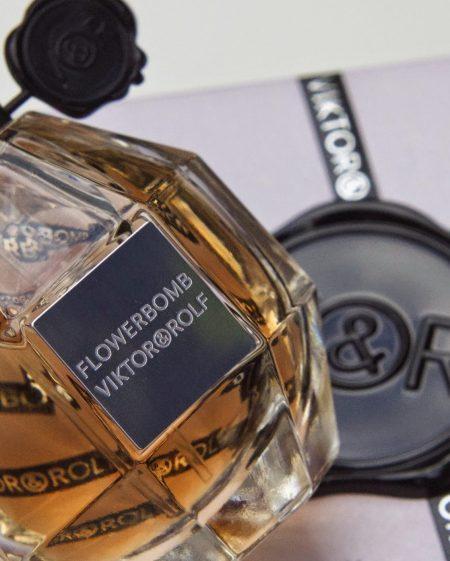 flowerbomb Viktor & Rolf review best perfume beste parfum mooi parfumflesje
