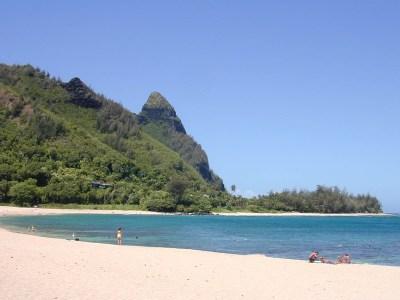 "Bali Hai or Makana, which means ""gift"" in Hawaiian."