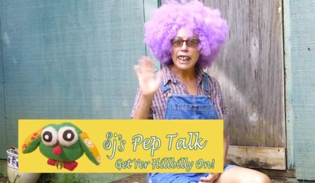 Get Yer Hillbilly On Pep Talk