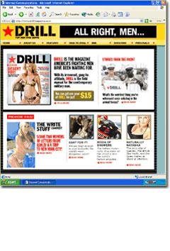 JBCP: Drill (Website)
